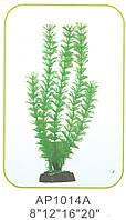Растение для аквариума пластиковое AP1014A12, 30 см