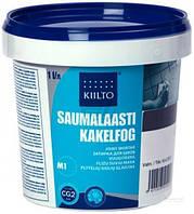 Затирка для швов Kiilto Saumalaasti 10 (белая) 3кг
