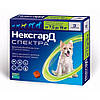 Merial NexGard Spectra НЕКСГАРД СПЕКТРА таблетка от блох и клещей для собак 7,5-15 кг, M / 1 табл
