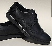 Timberland Oxford чоловічі шкіряні туфлі броги Оксфорд репліка Тімберленд ad4197b3c5867