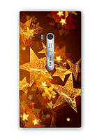 Чехол для Nokia Lumia 900 (Звёзды)