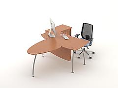 Комплект мебели для персонала серии Техно плюс композиция №1 ТМ MConcept