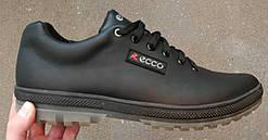 24e79b359ff5c6 ECCO шкіряні чоловічі демісезонні туфлі з натуральної шкіри черевики взуття  репліка