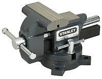 "☑️ Тиски 85мм ""MAXSTEEL"" для небольших нагрузок (110кг) STANLEY 1-83-065"