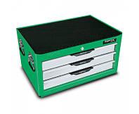 ✅ Ящик для инструмента 3 секции (Pro-Line) TOPTUL TBAD0301