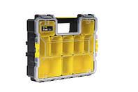 ☑️ Ящик инструментальный-органайзер пластмассовый (44,6 x 11,6 x 35,7) STANLEY 1-97-521, фото 1