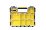 ☑️ Ящик инструментальный-органайзер пластмассовый (44,6 x 7,4 x 35,7) STANLEY 1-97-519, фото 1
