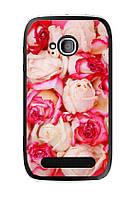 Чехол для Nokia Lumia 710 (розы)