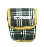 Сумка для 2 трубн мундштука J.Michael MPC-2TRC