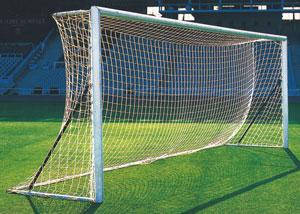 Сітки для футбольних воріт (7,32х2,44)