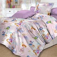 Комплект детского постельного белья Маленькая принцесса Nova Postil поплин 07d3ab149713c