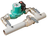 Байпас в системе отопления: преимущества и функции ( интересные статьи )