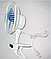 Вентилятор на прищепке + настольный Wimpex WX-707, фото 2