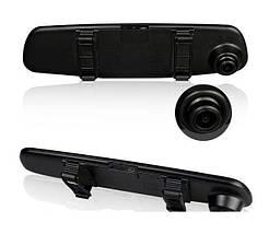 Зеркало регистратор с Одной камерой DVR  138e 4,3