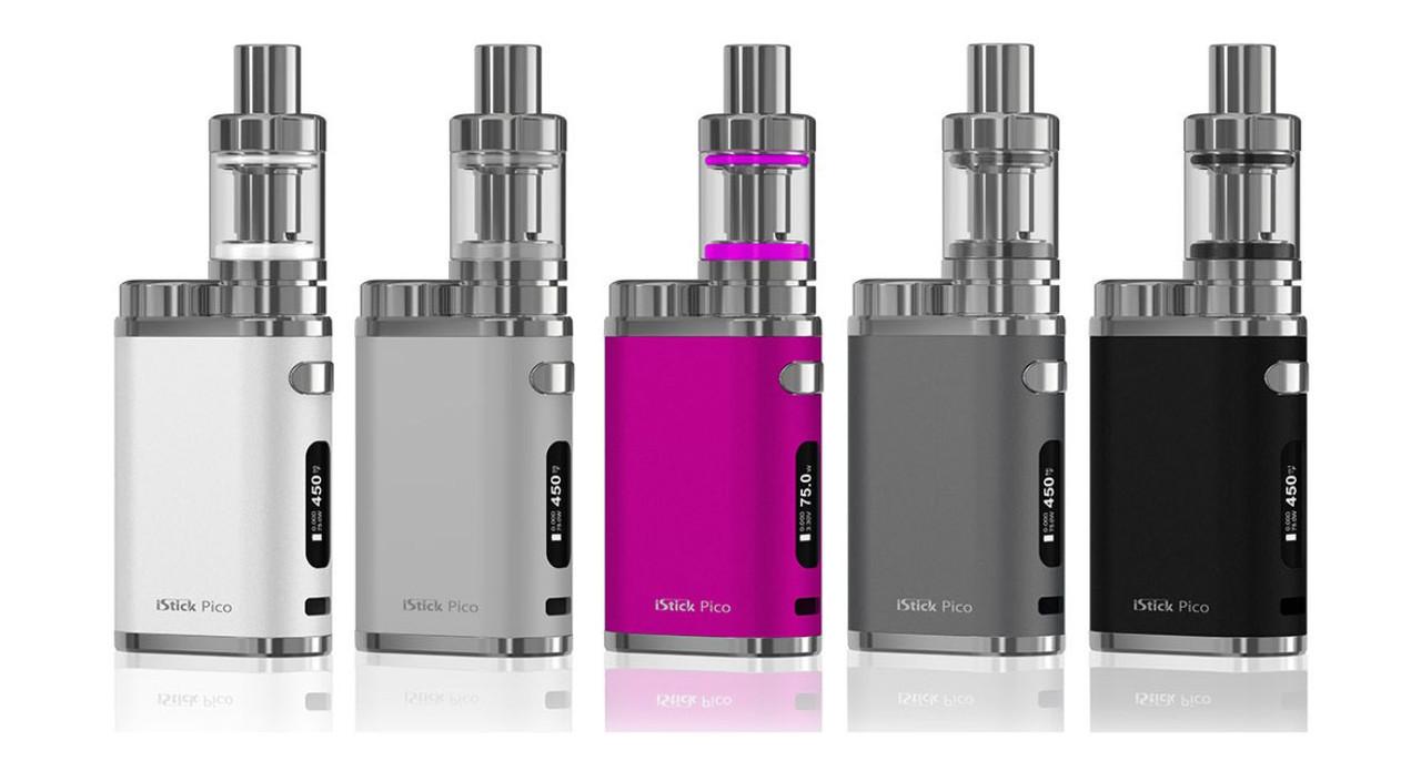 Электронная сигарета в наборе Eleaf iStick Pico 75W TC Mod