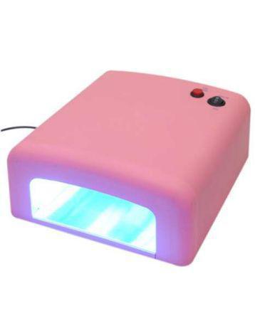 Ультрафиолетовая лампа для ногтей Zh-818, 36Вт с таймером на 2 минуты