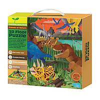 """3D-пазл 4M """"Динозавры"""" (00-04668) (00-04668)"""