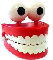 Заводная игрушка Qunxing Toys для развлечений Зубы с глазами  (SY-168)
