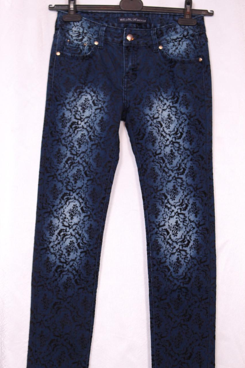 Женские интересные джинсы