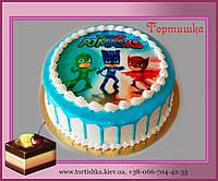 """Сегодня заказали! Торт """"Герои в масках"""". С Днем Рождения!"""