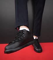 """Зимние ботинки Native Fitzsimmons """"Black"""" (Черные), фото 3"""