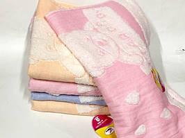 Метровые детские полотенца
