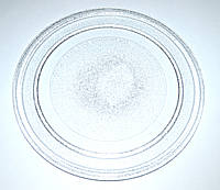 Тарелка для микроволновки универсальная 245mm (гладкая,под крестовину 180mm)