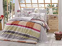 Комплект постельного белья  Hobby поплин размер евро Alanza