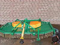 Мульчер (измельчитель-разбрасыватель) для измельчения подсолнечника и кукурузы
