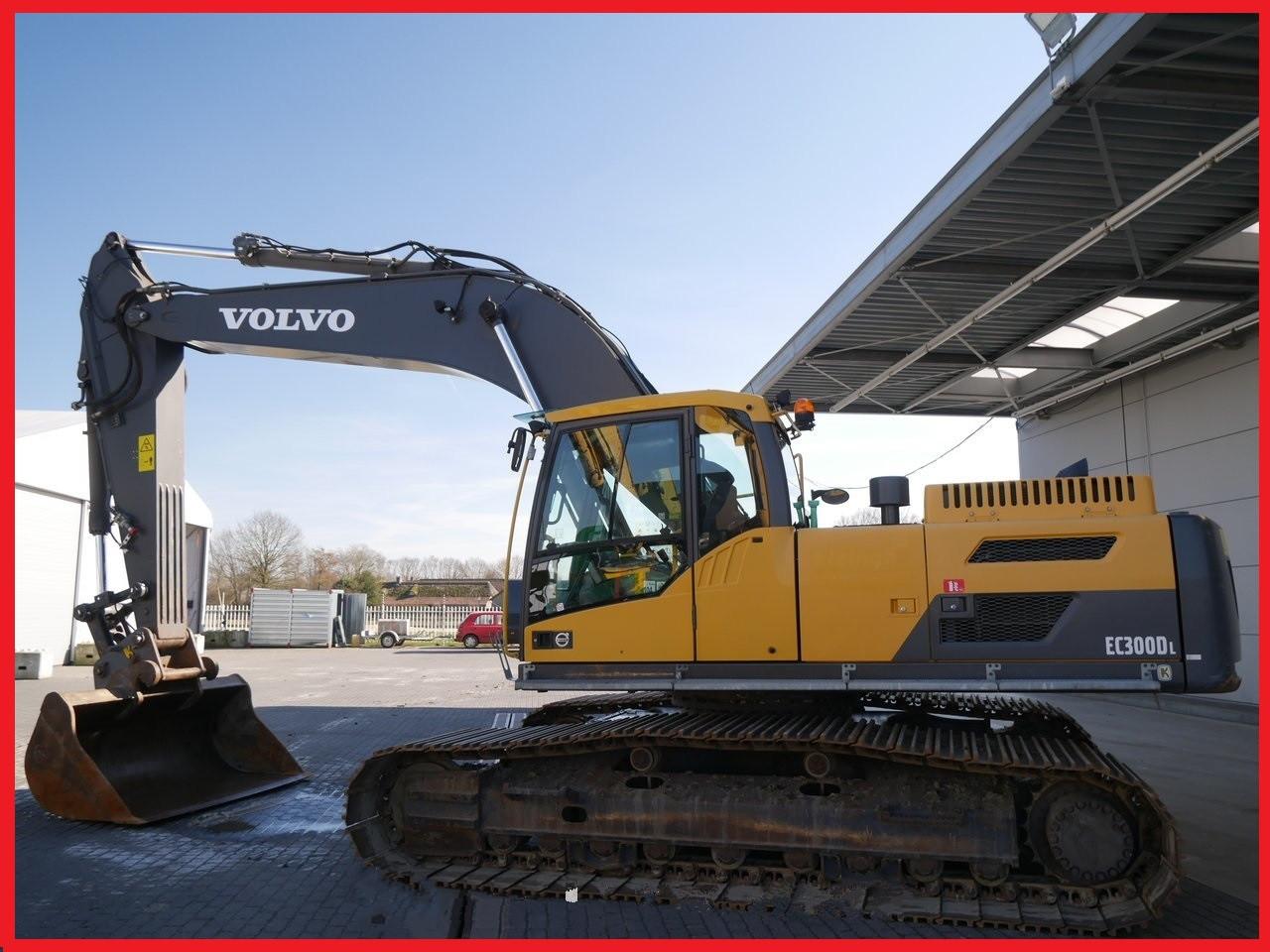 Volvo EC 3000 DL