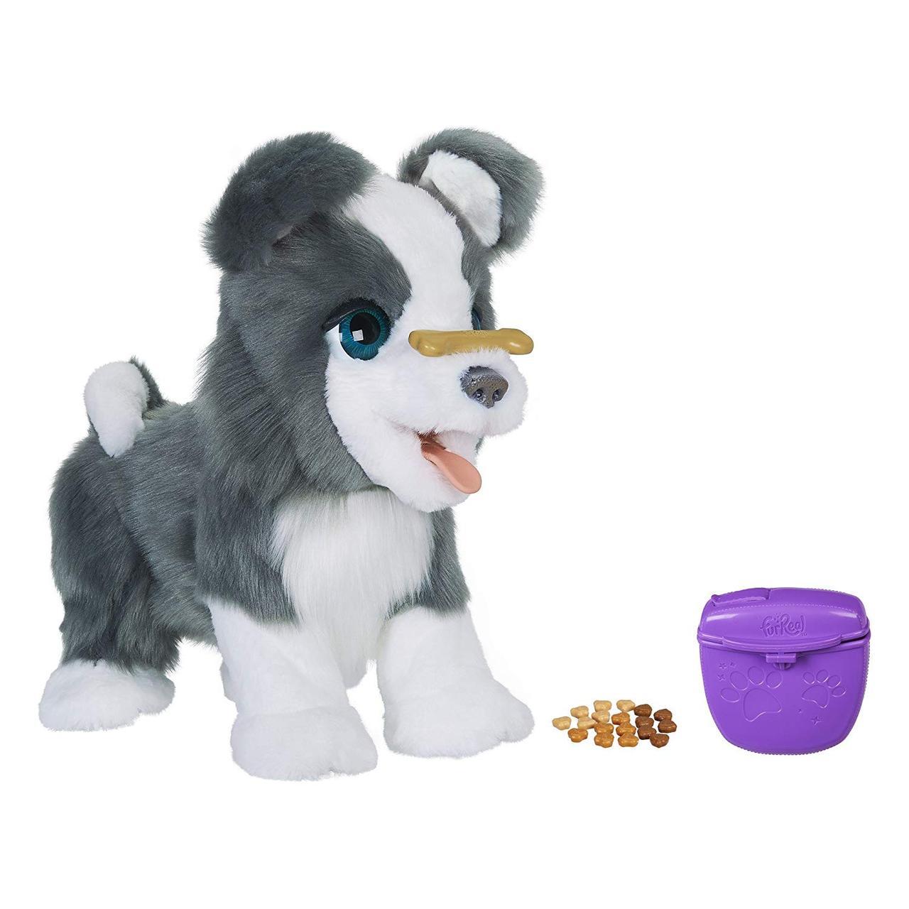 Интерактивный щенок Рикки Фурриал Хаски Оригинал FurReal Friends Ricky, the Trick-Lovin' Pup