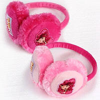 Наушники меховые для девочек оптом, Disney,арт.770-550