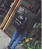 Большой городской рюкзак с рожками, фото 2