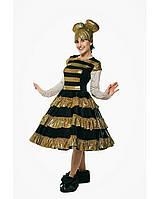 Новогодний Костюм куклы LOL Королева Пчелка (QUEEN BEE) женский - BL - ВЖ309