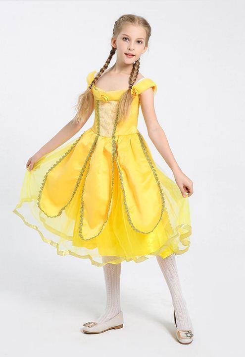 Карнавальный костюм принцесса Белль (Дисней), Beauty and the Beast, Disney