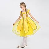 Карнавальный костюм принцесса Белль (Дисней), Beauty and the Beast, Disney, фото 4