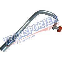 Ролик сдвижной двери верхний Fiat Ducato/ Peugeot Boxer/Citroen Jumper 02>06