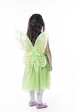 Карнавальные костюм феи с крыльями, фото 3