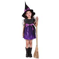 Карнавальный костюм ведьмочки  , фото 1