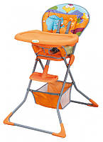 Стульчик для кормления Wonderkids Lolo Стульчик для кормления Wonderkids Lolo (оранжевый) WK30-L61-004