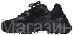 Женские кроссовки Nº21 Billy Sneakers Black черные
