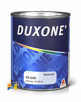 Duxone Автоэмаль базовая DX 600 BC волга (чёрная), (есть разлив) 0.8л