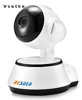 BESDER домашня ip-камера Бездротова розумна WiFi камера, фото 1