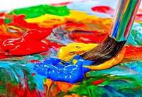 Фарби олійні, темперні, акварельні