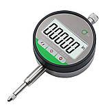 Цифровой индикатор часового типа (ИЧЦ) JIGONG JIGIP54 (0-12,7 мм; 0,001 мм) в водозащитном корпусе IP54, фото 2