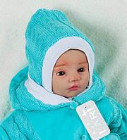 Шапочка теплая махровая Lari, фото 1