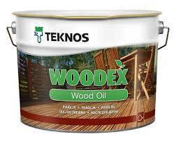 TEKNOS wood oil 2,7 л.