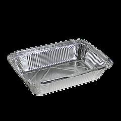 Контейнер прямоугольный из алюминиевой фольги 430мл,144*119*40(SP24L),уп/100шт