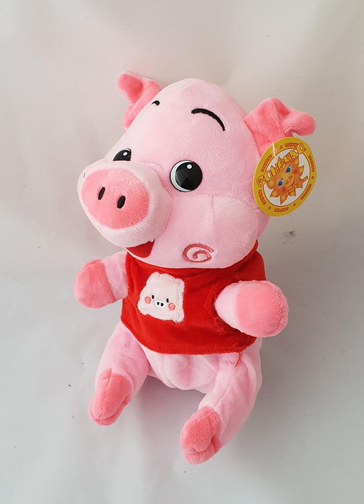 Свинка - сумка 27 см (упаковка для подарка)
