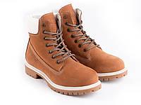 Ботинки Etor 9916-2298-10 42 рыжие, фото 1